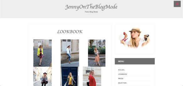 Nouveau Blog - Lookbook