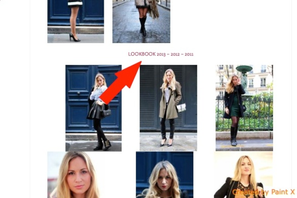 Nouveau Blog - Lookbook 2