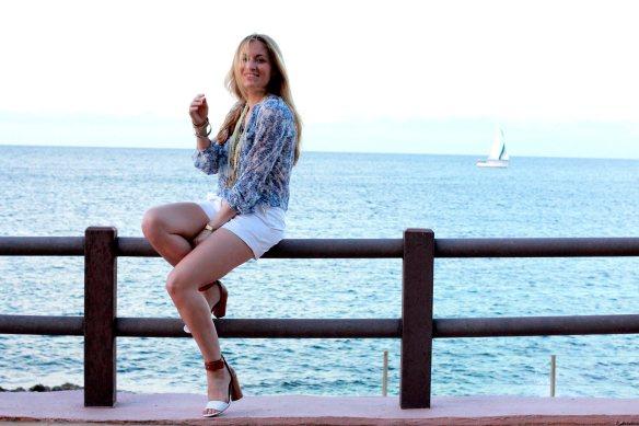 En bleu et Blanc à Malte 1