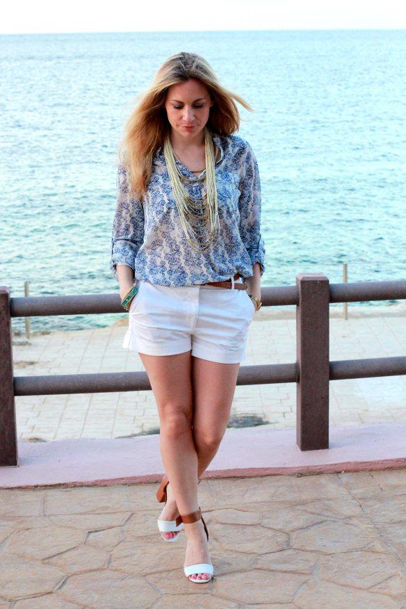 En bleu et Blanc à Malte 2