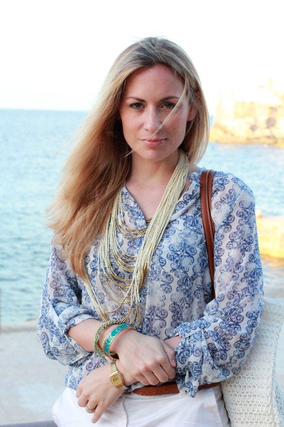 En bleu et Blanc à Malte 7