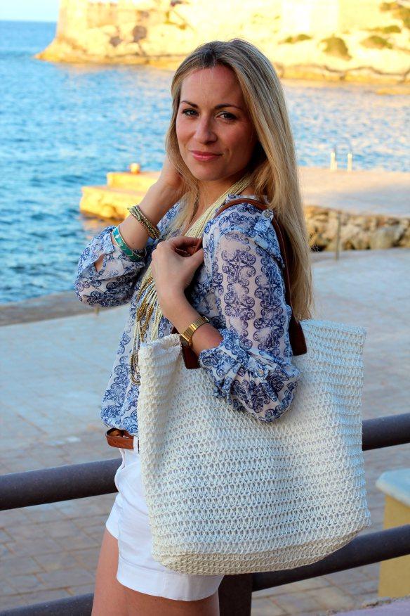 En bleu et Blanc à Malte 5
