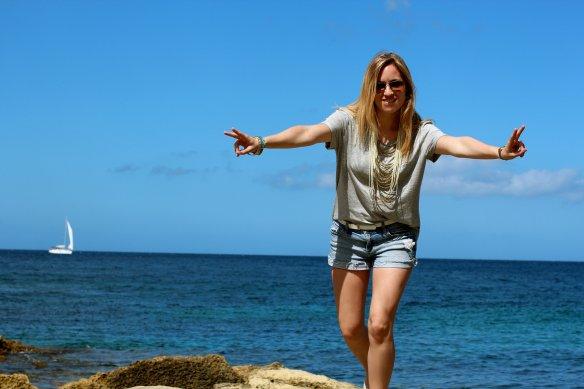 Blue Jeans, Blue Sea, Blue Sky 1