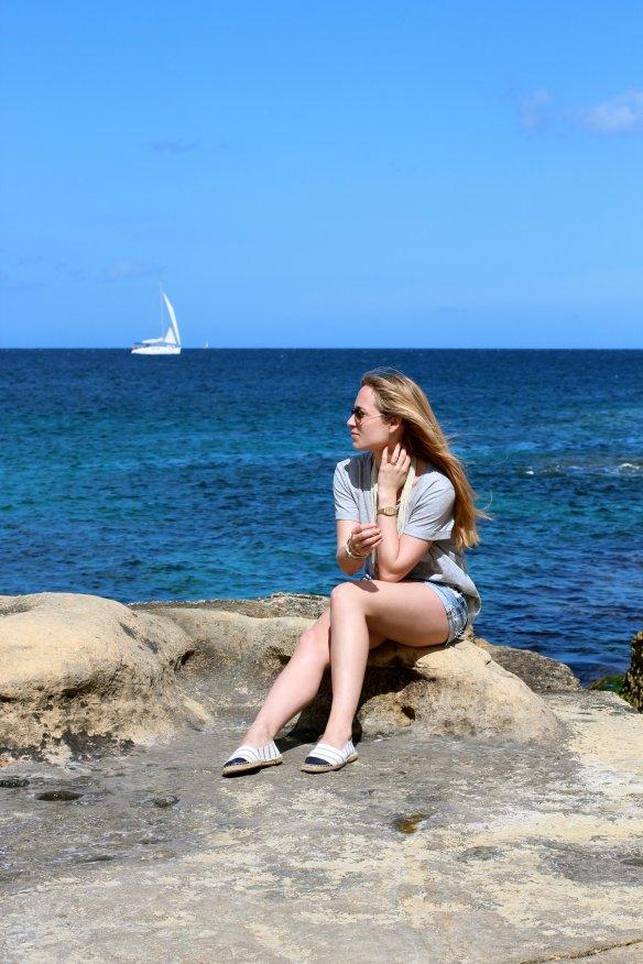Blue Jeans, Blue Sea, Blue Sky 2