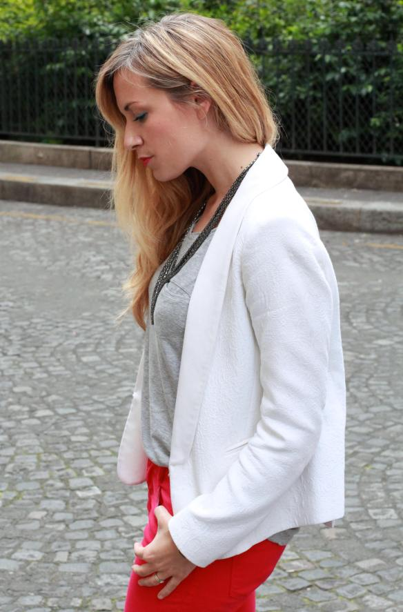 Jolie demoiselle - jennyontheblogmode  blog mode fashion zara jeans