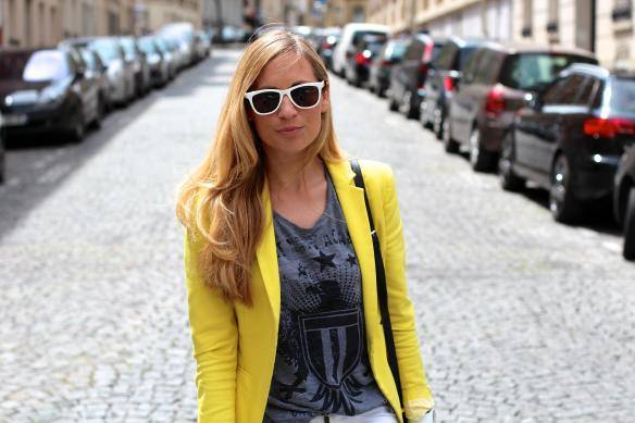 Jeans + Blazer  jennyontheblogmode.com