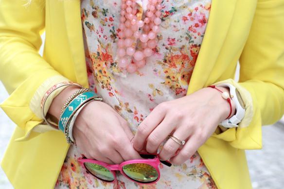 Flower et Couleur Power jennyontheblogmode.com